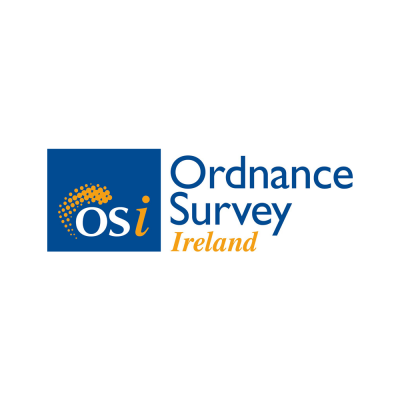 Ordnance Survey Ireland logo